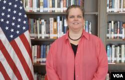 Kuasa Usaha Ad Interim Kedutaan Besar Amerika Serikat di Jakarta Heather Variava. (Foto: Tangkapan Video)