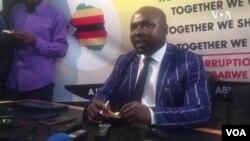 U-Godfrey Tsenengamu osewaphuma kubandla leZanu PF.
