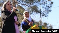Diyarbakır Büyükşehir Belediyesi Eş Başkanı Gültan Kışanak