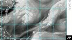 Tropical Storm Henri Weakens