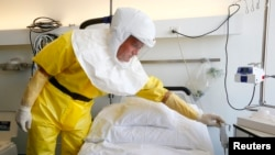 Ebola Crisis – Wednesday, Oct. 15