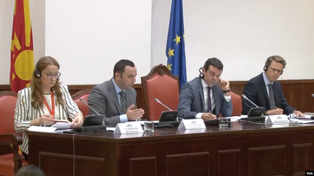 Maqedonia dhe sfidat për t'u pranuar në BE