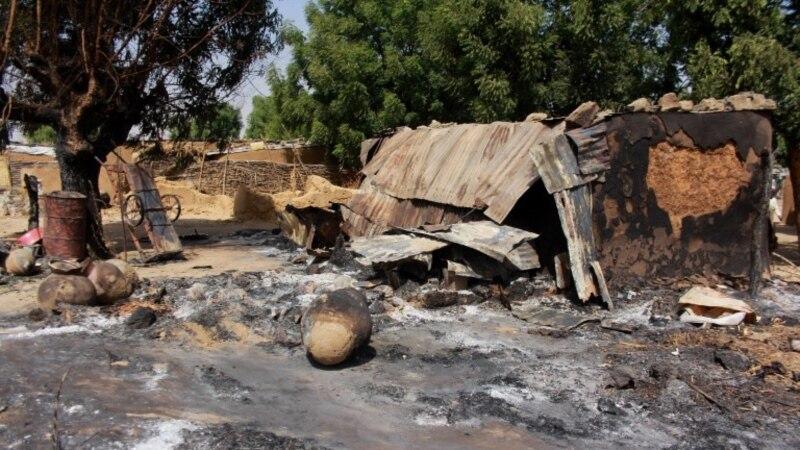 Huit personnes tuées dans l'explosion d'une mine terrestre au Nigeria
