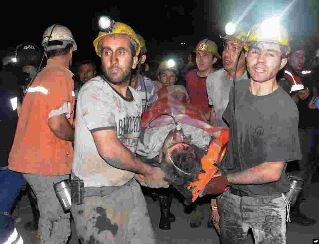 Թուրքիա. վթար հանքավայրում, բողոքի ցույցեր