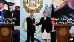 Afghan Forces Take Over Security Responsibility