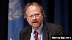 Penyidik khusus PBB bidang kebebasan agama atau kepercayaan, Heiner Bielefeldt (foto: dok).