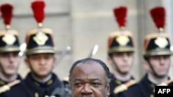 Президент Габона Али Бонго
