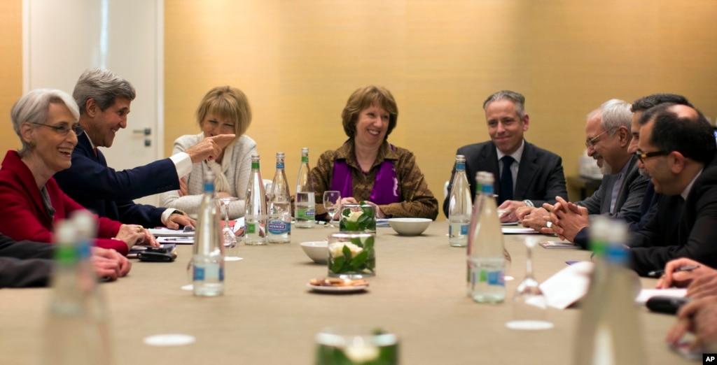 Iran and P5+1 in Geneva