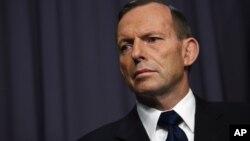 Australijaski premijer Toni Abot