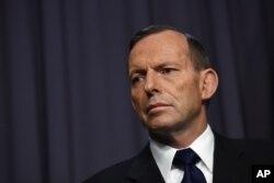 Thủ tướng Úc Tony Abbott.