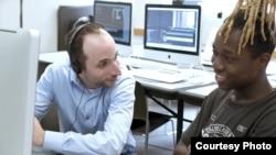 Кадр из фильма «Об учителе»