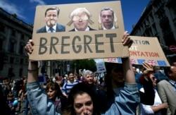 Caboverdianos preocupados com saída britânica da União Europeia