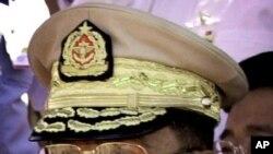 緬甸前領導人丹瑞將軍(資料照片)