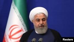 İran prezidenti Həsən Ruhani