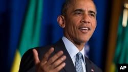 Rais Barack Obama akiwa Ethiopia