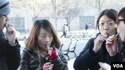 La cafeína inhalable genera dudas sobre los riesgos a la salud.