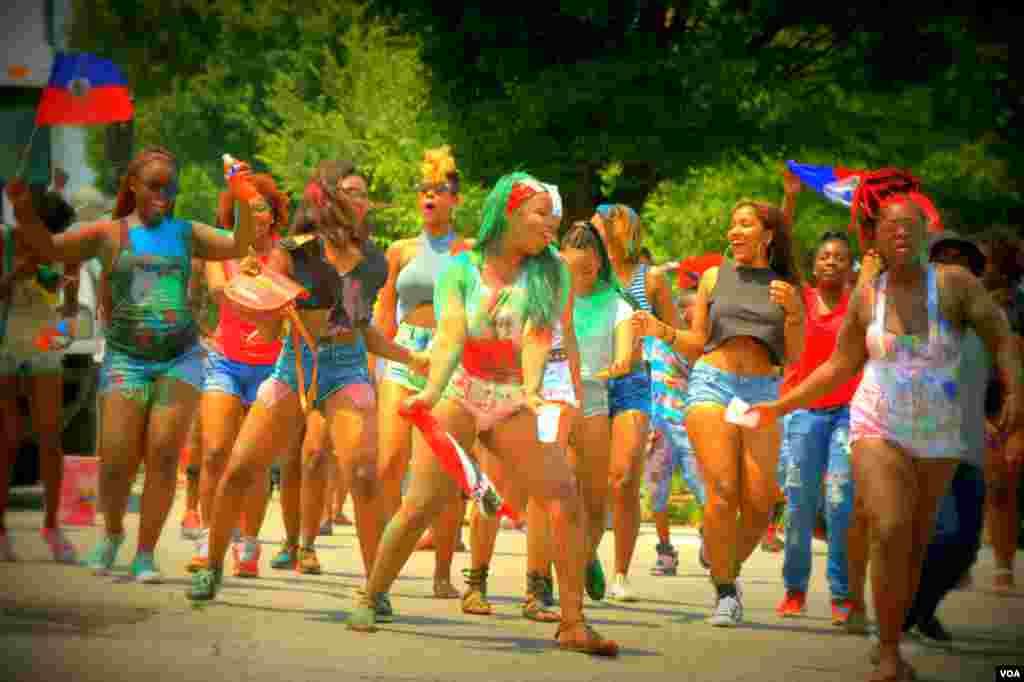 Карнавал народов Карибского бассейна