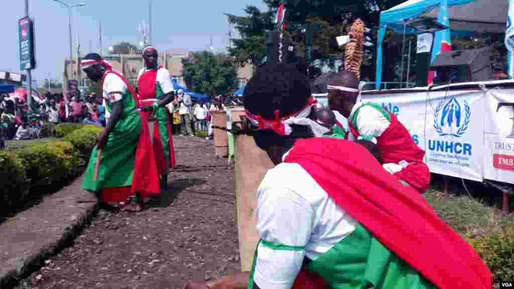 Maadhimisho ya Siku ya Wakimbizi Duniani katika maeneo kadha ya Afrika Mashariki