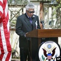 L'ancien ambassadeur américain en Libye Gene Cretz (Archives)