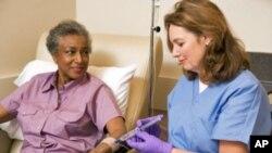 Нова технологија помага кај ракот на бели дробови