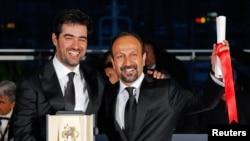 اصفر فرهادی و شهاب حسینی در جشنواره سینمایی کن