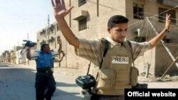خبرنگاران بین المللی در سوریه