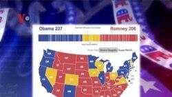 Sehari Menjelang Pemilu AS 2012 - Apa Kabar Amerika
