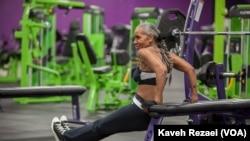 Ernestine Shepherd, Oldest Female Bodybuilder in the World