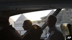 Αίγυπτος: Δεν επετράπη σε αμερικανούς πολίτες να εγκαταλείψουν την χώρα