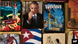 Obama es más popular que los hermanos Castro en Cuba.