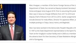 Điểm tin ngày 10/2/2021 - Lộ diện người được chính quyền Biden đề cử làm đại sứ Mỹ tại Việt Nam