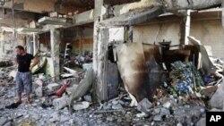 伊拉克仍然面對不少安全挑戰。