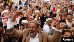 Los Hermanos Musulmanes continúan con las manifestaciones este viernes.