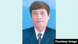 Ông Nguyễn Thanh Hóa trong thông báo của Bộ Công an Việt Nam.