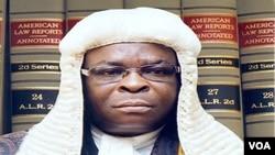 Chief Justice Onnoghen sabon alkalin alkalan Najeriya