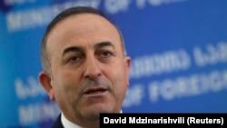 مولود چاووش اغلو وزیر امور خارجه ترکیه - آرشیو