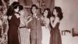 """1949年代初旧金山紫禁城夜总会有""""华人弗兰克·辛纳塔""""之称的演员拉里·秦(译音,Larry Ching)(Courtesy DeepFocus Productions, Inc.)."""