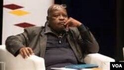 Former NUST vice chancellor Lindela Roland Ndlovu.