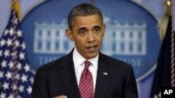 Обама со предлог-буџет за 2013 до Конгресот