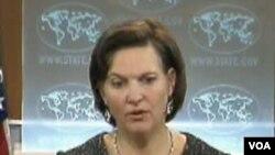 Victoria Nuland, glasnogovornica State Departmenta