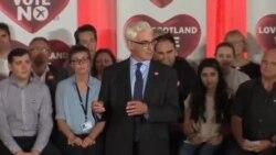 رای منفی اکثریت اسکاتلندی ها به انجام همه پرسی