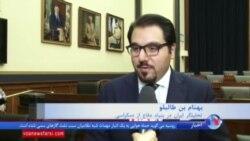 بهنام بنطالبلو: تنها اهرم علیه ایران نباید تحریم باشد