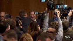 Pompeo Faces Tough Grilling by Senate