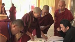 喜马拉雅山区藏传佛教环保大会结束