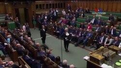 Մեծ Բրիտանիայի խորհրդարանը մերժում է վարչապետ Ջոնսոնի առաջարկը