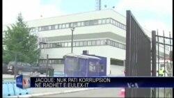 Jacque: Nuk pati korrupsion në radhët e EULEX-it
