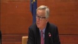 歐盟主席:川普對歐盟和美國關係構成危險