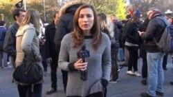 Nueva York se solidariza con víctimas en París