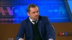 Нардеп A. Левус пропонує ввести санкції проти українських олігархів. Інтерв'ю