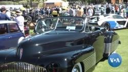 英语视频:概念车的意义在于获取灵感
